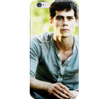 thomas was supposed to be ugly iPhone Case/Skin