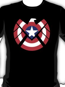 Captain's Shield T-Shirt