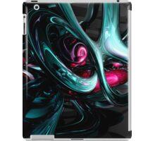 Dark Secrets Abstract iPad Case/Skin