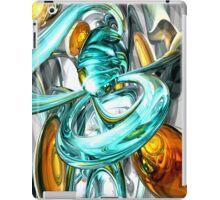 Blissfulness Abstract iPad Case/Skin