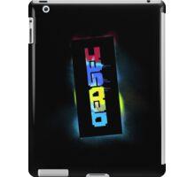 Graf Stencil iPad Case/Skin