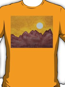 Gallup original painting T-Shirt