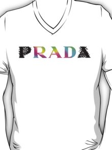 p RAD a   rainbow T-Shirt