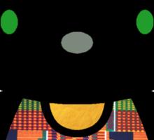 Hello Panthera  Sticker