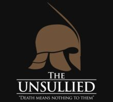 The Unsullied by ShirThrones