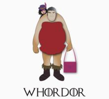 Whordor by icedtees