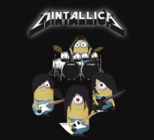 Mintallica by icedtees