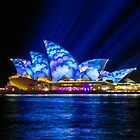 Sydney's Vivid Festival 2014: I by Adam Le Good