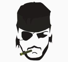 Big Boss MGS 3 by icedtees
