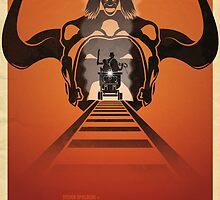 Steven Spielberg's INDIANA JONES AND THE TEMPLE OF DOOM by AlainB68