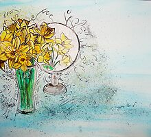 Daffodils by Dragos Olar V