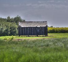 The Owl Barn by Nigel Bangert
