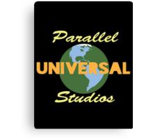 Parallel Universal Studios  Canvas Print