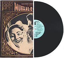 Mughal-e-azam by Rushil Khokhar
