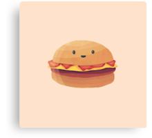 Burger Buddy Canvas Print