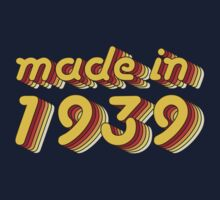 Made in 1939 (Yellow&Red) by ipiapacs