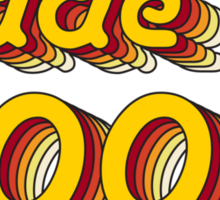 Made in 2000 (Yellow&Red) Sticker