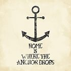 Where the Anchor Drops by zachterrell