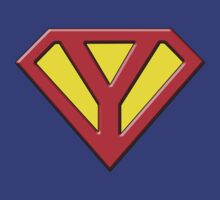 SUPERMAN Y by icedtees
