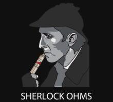 Sherlock Ohms by MrVape