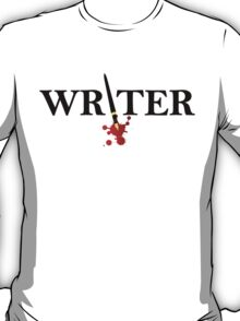 Writer , Castle T-Shirt