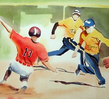 Stealing Second by KipDeVore