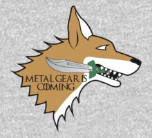 Metal gear is coming by icedtees