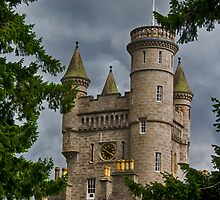 Balmoral Castle by Marylou Badeaux