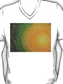 Spring Sun original painting T-Shirt