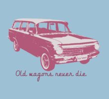 Old wagons never die (EH) Kids Clothes