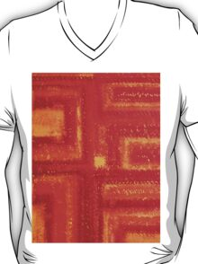 Navajo Rug original painting T-Shirt