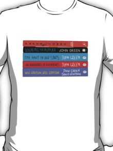 John Green Books T-Shirt