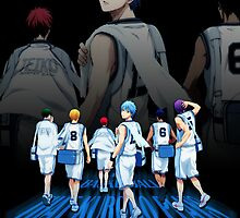 The Basketball That Kuroko Plays by 666hughes