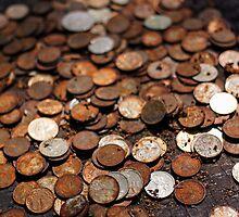 Rusty money by novikovaicon