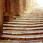 Stairs To Light by VaidaAbdul