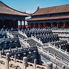 Forbidden City 2 by Werner Padarin