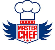 Cool Master Star Chef Logo Design by Style-O-Mat