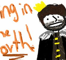 Robb Stark - King in the North by iosemoji