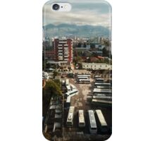 City skyline iPhone Case/Skin