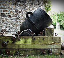 """Crimean War Mortar"" by mrcoradour"