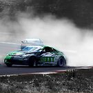 Burning Rubber to Ashes  by ArtbyDigman