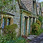 The Arlington Row - Bibury - Cotswold  by SandraRos