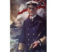Admiral Sir John Jellicoe Photographic Print