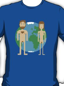 People of the World - Pixel T-Shirt