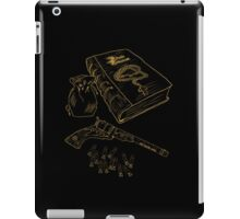 Hunter's Tools of the Trade iPad Case/Skin
