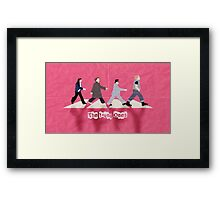 The Young Ones Framed Print