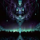 Fractal manipulation by Manafold Art