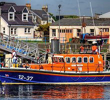 RNLB Sylvia Burrell by Tom Gomez