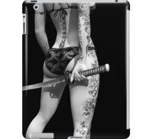 Dangerously Sharp iPad Case/Skin