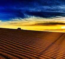 Sand Dune by Christopher Cosgrove
